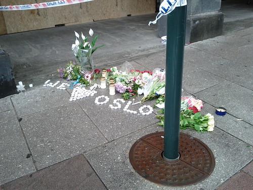 Oslo Terror 2011: We Love Oslo
