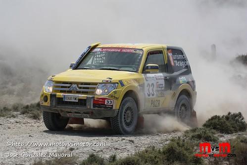 Emilio EIROA- Baja España Aragón 2011