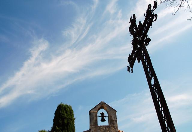 Friedhof Les-Baux-de-Provence