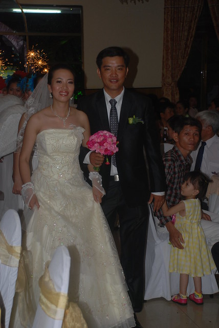Huyen's wedding