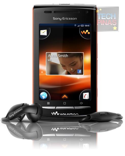 Sony Ericsson W8 Android Walkman Phone : Price, Specs ...
