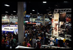 SDCC 2011 - Above the Floor