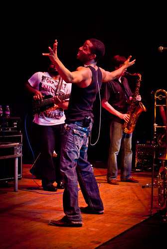 Trombone Shorty and Orleans Avenue - Sun 24 July 2011 -0140
