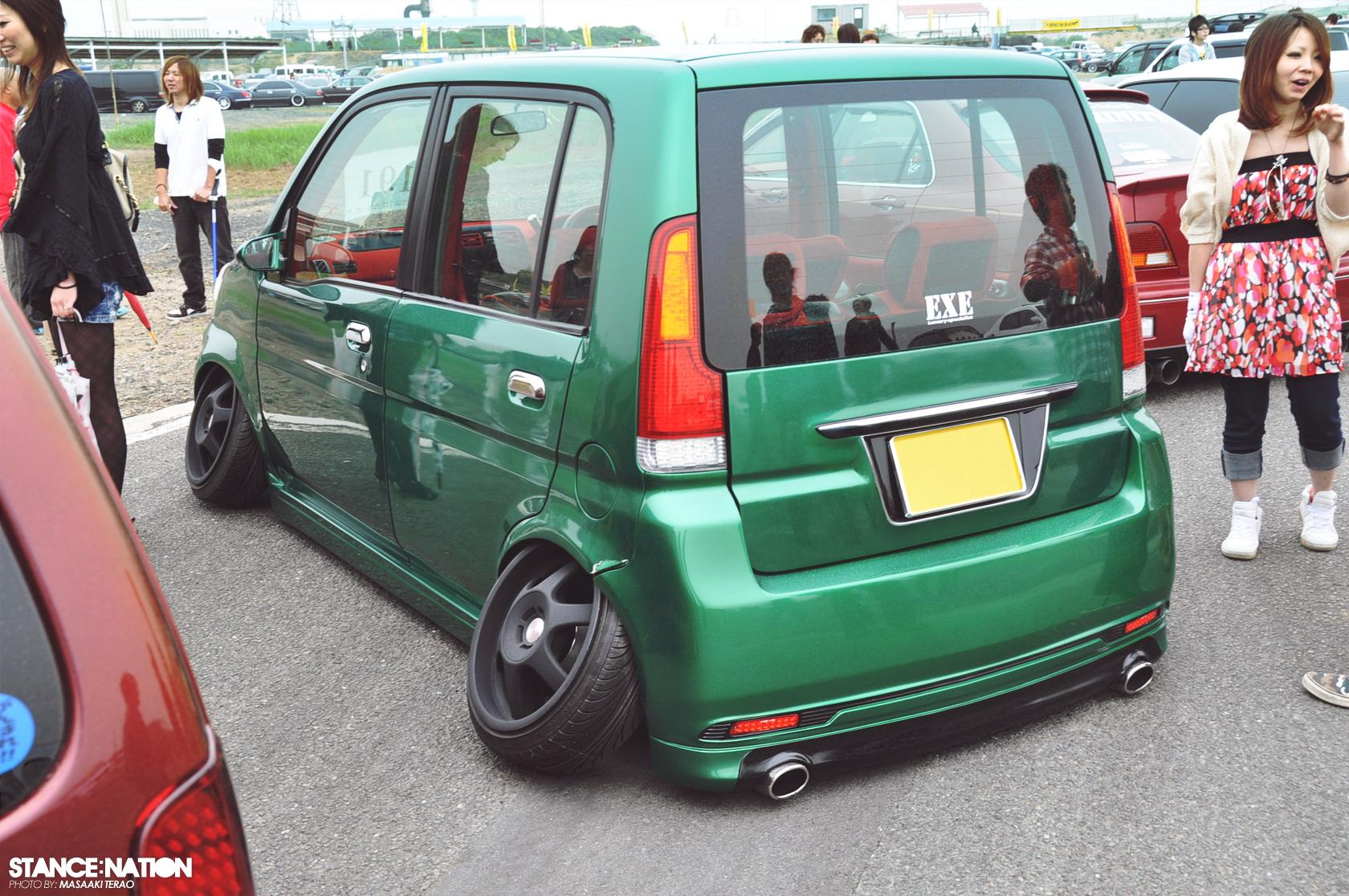 The K Car Scene Stancenation Form Function
