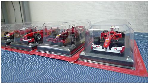 公式フェラーリF1コレクション「F10」