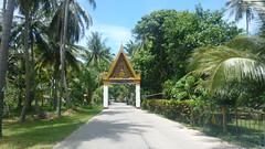 Koh Samui Temple (soma-samui.com) Tags: travel thailand island temple lumix asia resort samui wat koh          tourguidesoma soma  somasamuicom fx700