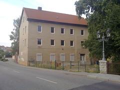 Ehemaliges Asylbewerberheim in Thale