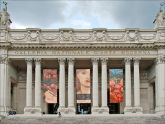 La Galerie nationale d'art moderne (Rome)