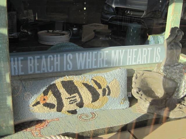 the beach is where my heart is...