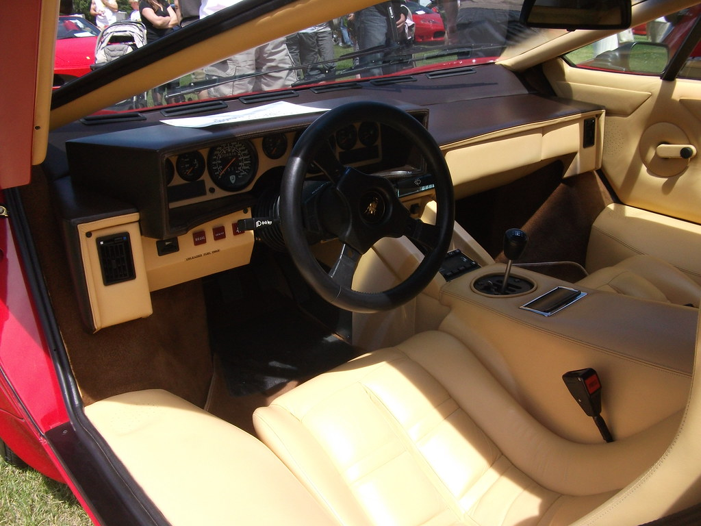 The World S Best Photos Of Countach And Interior Flickr Hive Mind