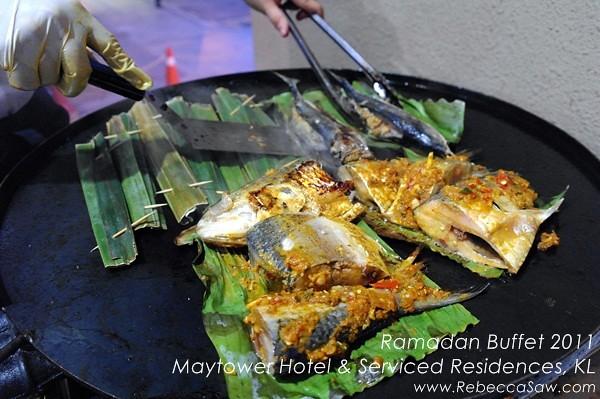 Ramadan buffet - Maytower Hotel & Serviced Residences-34