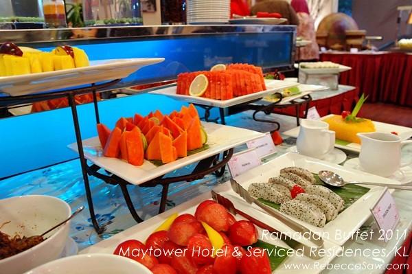 Ramadan buffet - Maytower Hotel & Serviced Residences-17