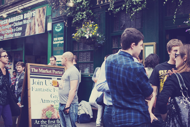 5977979615 8874ae3853 z BOROUGH MARKET · LONDON