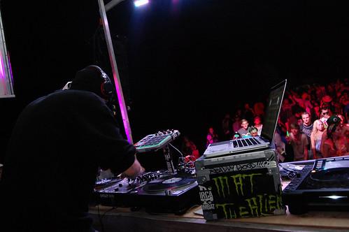 Matt The Alien - Evolve Festival 2011