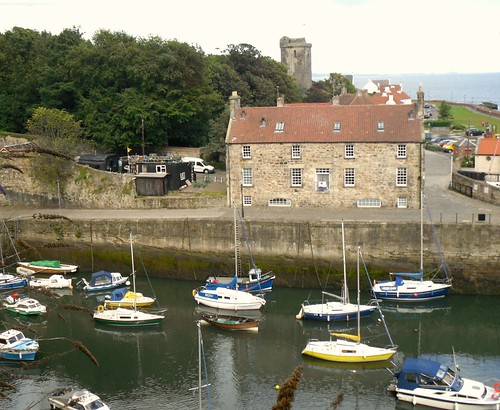 Dysart Harbour Master's House