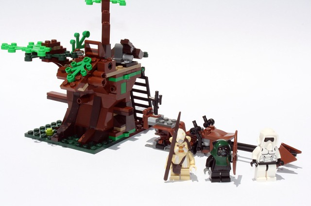 Ewok Attack, Full Set