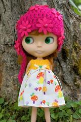Rag Bag Designs Mushroom Dress