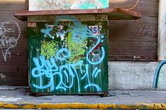 Kiosko 2 (seor sideburns) Tags: city urban argentina america canon rebel graffiti buenos aires south ciudad montserrat kiosk urbano santelmo kiosko sudamrica t2i