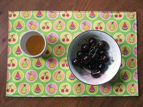 Cutie Fruity Placemats