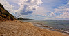 Sand, Sea & Sky (jcc55883) Tags: ocean sea sky clouds hawaii sand nikon waikiki oahu pacificocean blackpoint kaalawaibeach nikond40 diamondheadroad