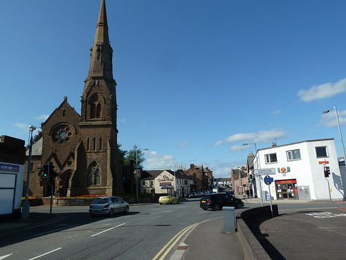 Lockerbie Town Centre