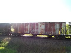 Ides & Jist (Hoppers & such) Tags: train bench graffiti pacific railway cp hopper freight candian ihp railay