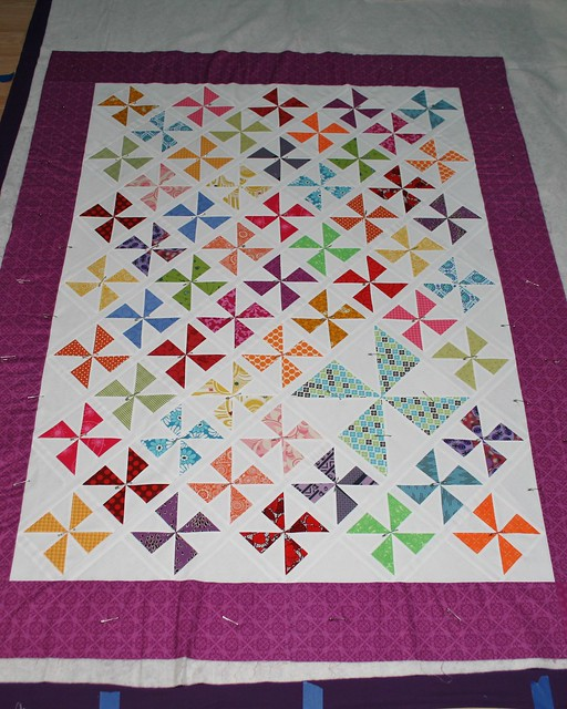 Kayce's Quilt Top