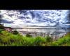 Ante Meridiem Panorama (eternal_ag0ny) Tags: morning sea panorama cloud color sunrise island nikon tokina malaysia penang hdr newvision natureplus colorphotoaward flickraward 1116mm d300s cloudsstormssunsetssunrises peregrino27newvision