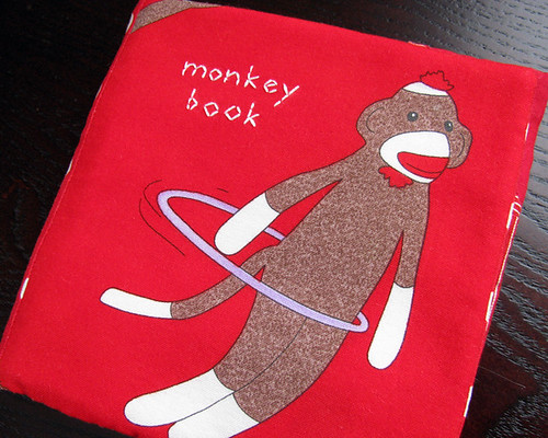 monkey book cover