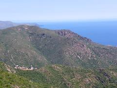 La Vall de Santa Creu (mahatsorri) Tags: santa parque costa verde azul de la mar cabo agua mediterraneo natural girona cruz cap catalunya creu montaa brava parc catalua gerona vall creus