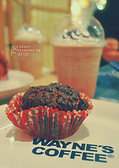 WAYNE'S COFFEE <3 ! (AFnan Saad ) Tags: coffee nikon waynescoffee afnan d3100 afnansaad