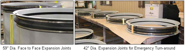 Expansion Joints Fabricated with Neoprene Material