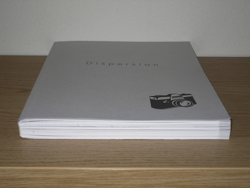 Dispersion 15, Book Cover