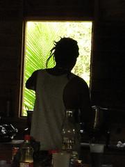 SATIIM ranger and chef Egbert Valencio
