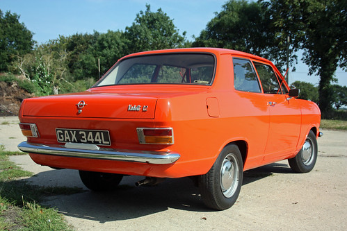 Photos of Opel Kadett LS 2-door Sedan (B) 1967–70