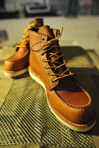 Red Wing 875 (2)
