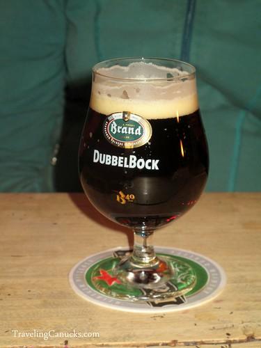Brand Dubbel Bock - Amsterdam, Netherlands