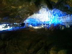 飛騨大鍾乳洞の針千本の写真