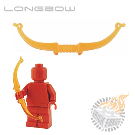 Longbow (of Fire) - Trans Orange