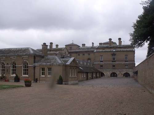 Holkham Hall - Coach House / Stable Block - Gift Shop