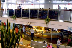 The Cafe on Condor Ferries