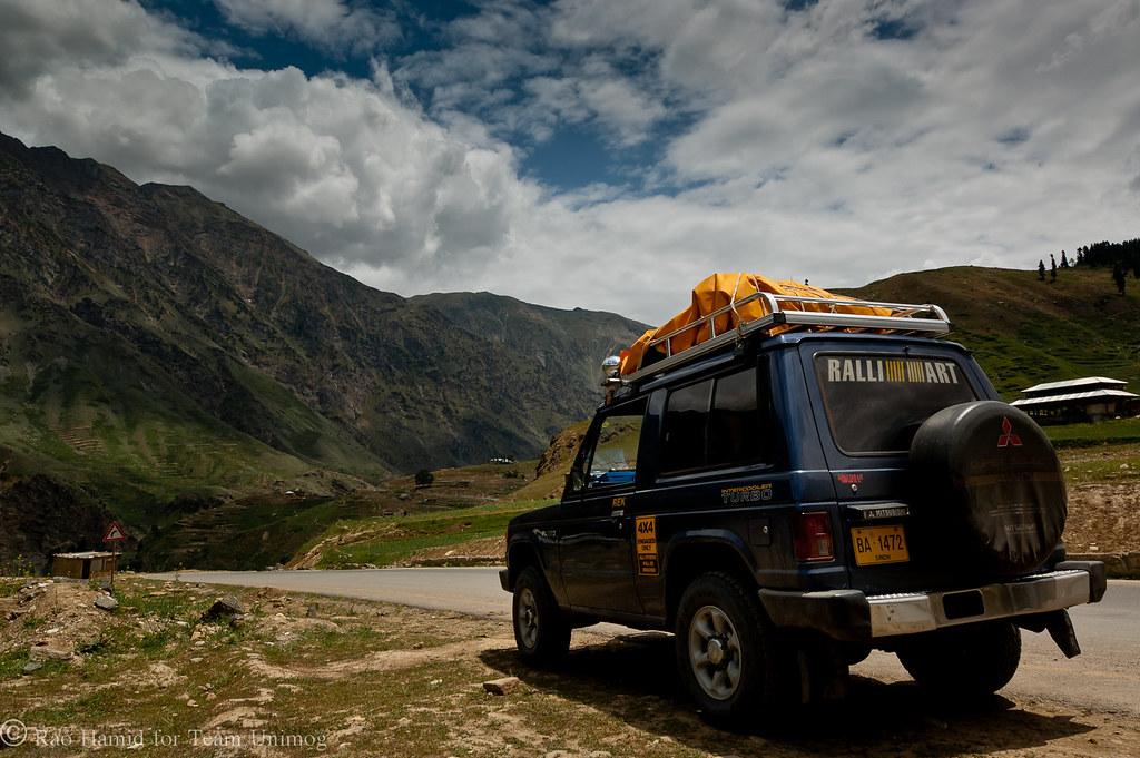 Team Unimog Punga 2011: Solitude at Altitude - 6003157338 238f4202da b
