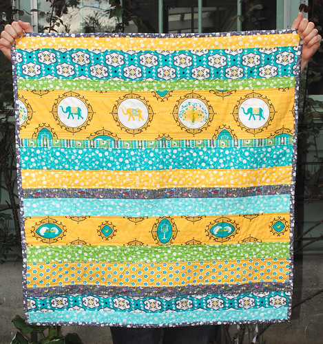 A Quilt for Ellie - Peacock Lane
