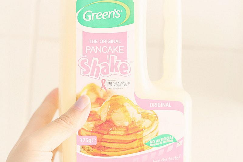 Green's Pancake Shake