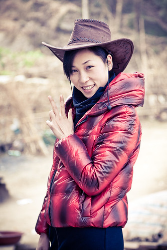 Cowgirl - Spring Festival 2011