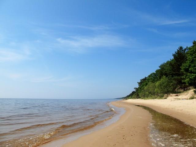 Alajõe beach