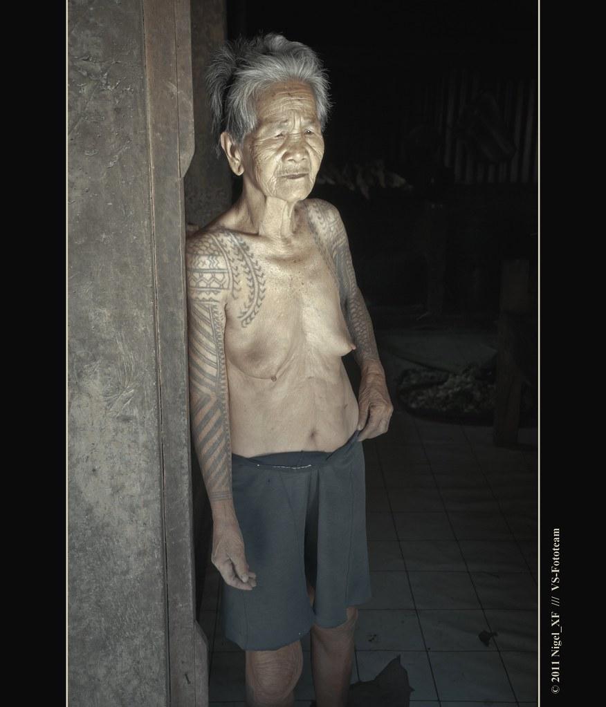 luzon frau der philippinen