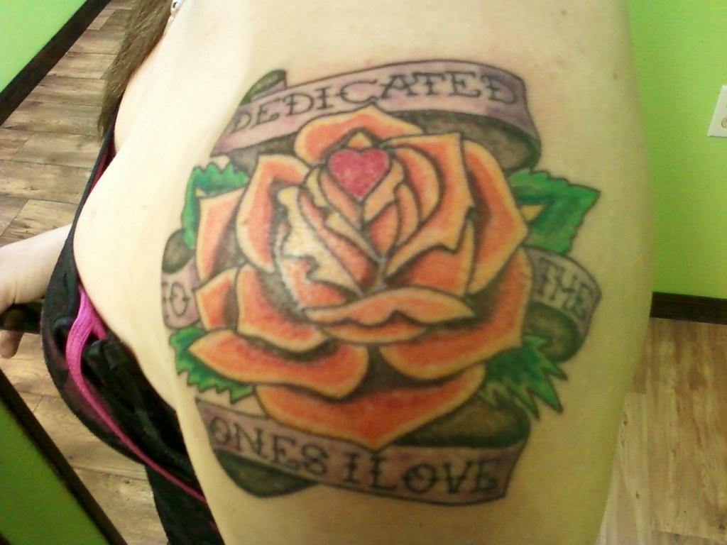 Sexy Teen Tattoos