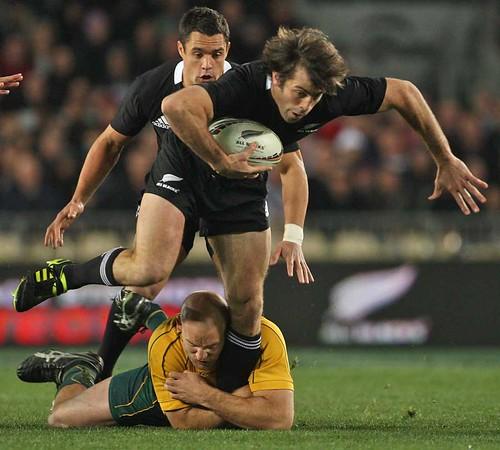 Conrad Smith contro l'Australia