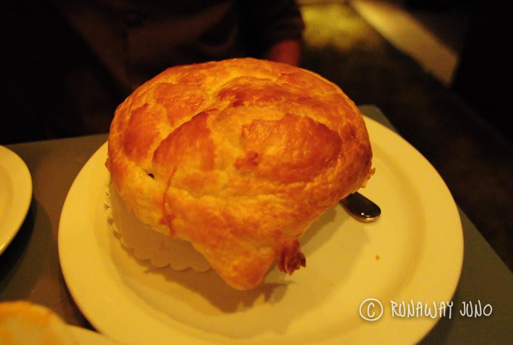 Jones Stephen Starr Restaurant Philadelphia Chicken Pot pie